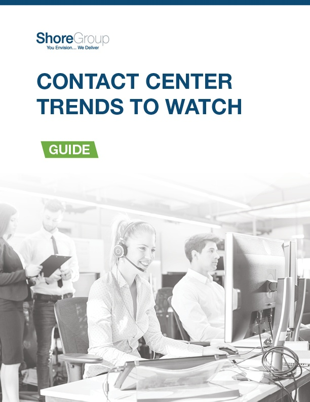 Guide: Contact Center Trends to Watch