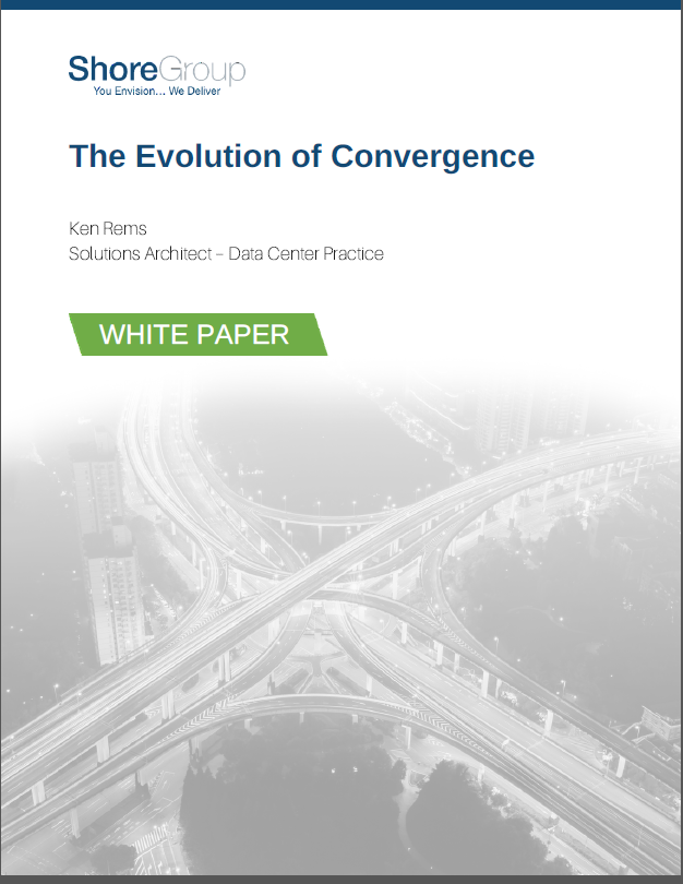 Convergence Whitepaper Cover Page