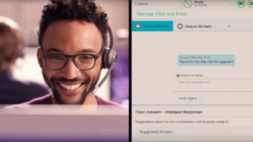 Cisco Webex Contact Center Video  Thumbnail