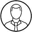 User Behavior Analytics person icon ShoreGroup