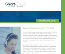 Cloud Contact Center Services